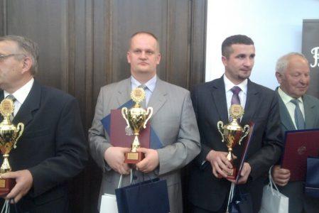 Piotr Sendecki Sołtysem Roku