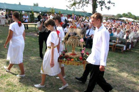 Dożynki Gminno – Parafialne w Brodzicy