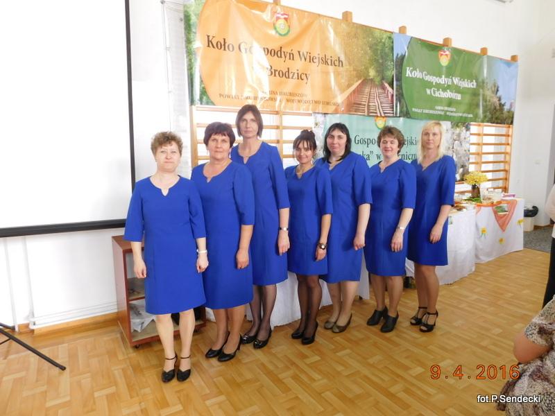 Udział KGW Brodzica w obchodach Jublileuszu 150 lecia KGW w Polsce