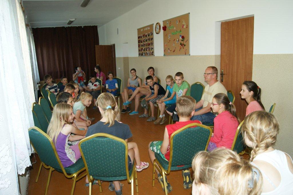 Półkolonia w Brodzicy, Zachowaj Trzeźwy Umysł 2013