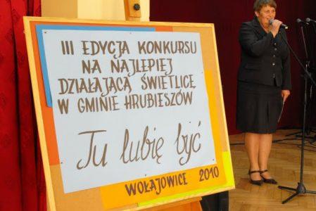 """Już po raz 3 z rzędu Świetlica w Brodzicy dostała pierwsze miejsce w konkursie świetlic """"Lubie Tu być"""